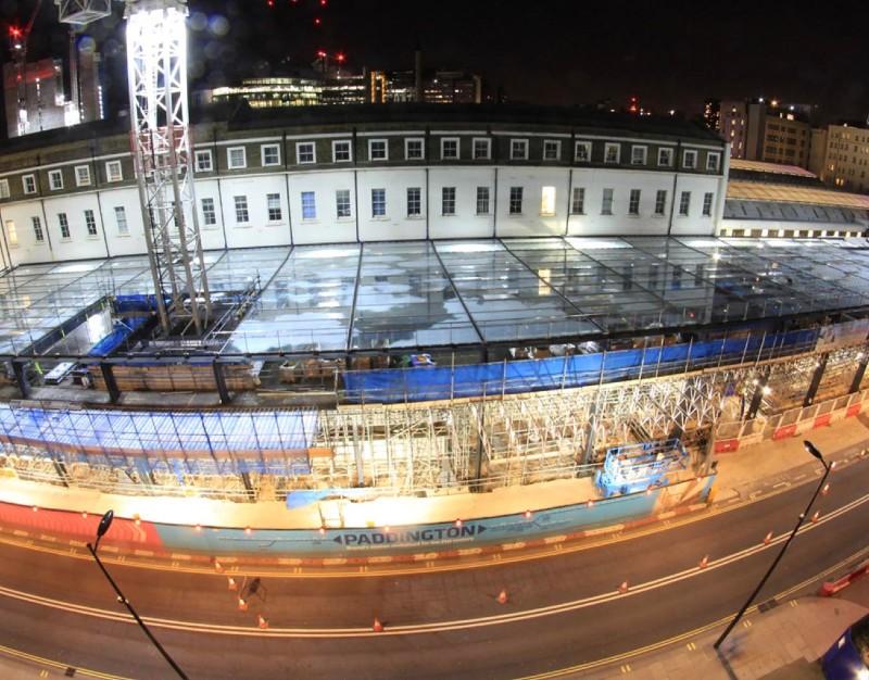 CONTACT Paddington Crossrail Station Project